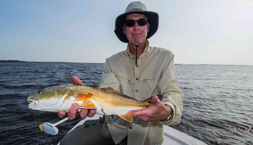george-redfish3