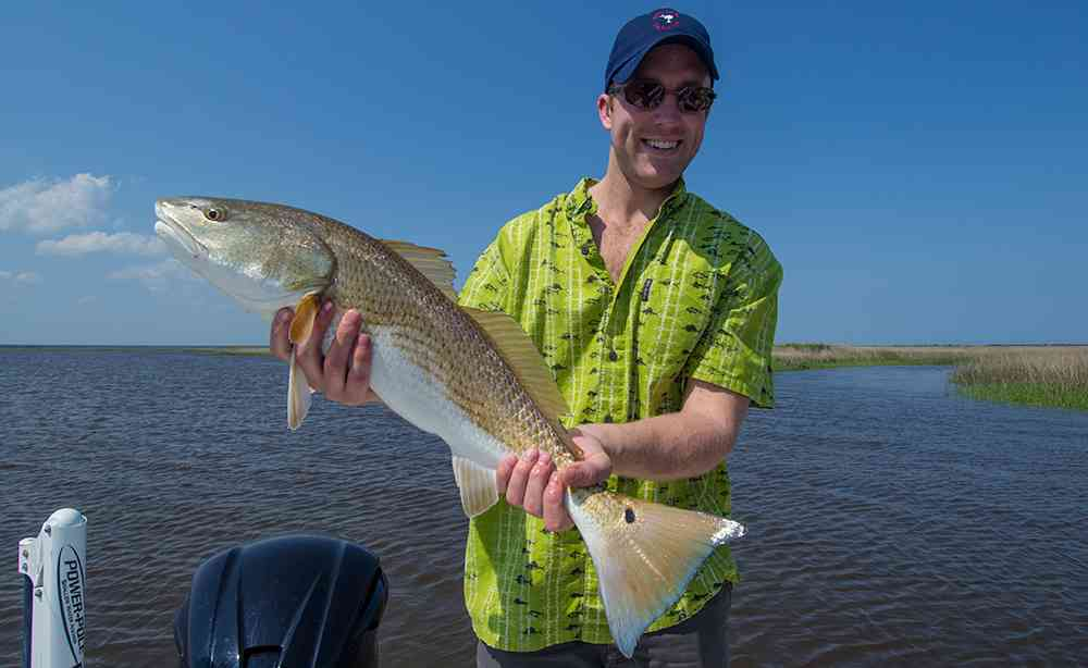 george-redfish5
