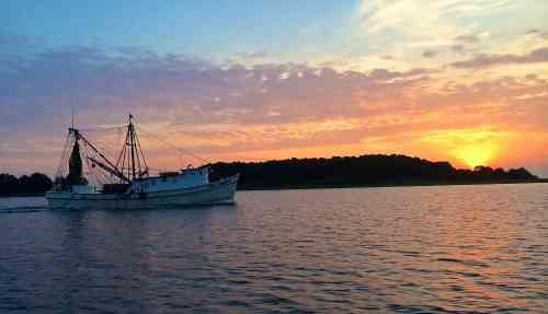 Georgetown Shrimp Boat
