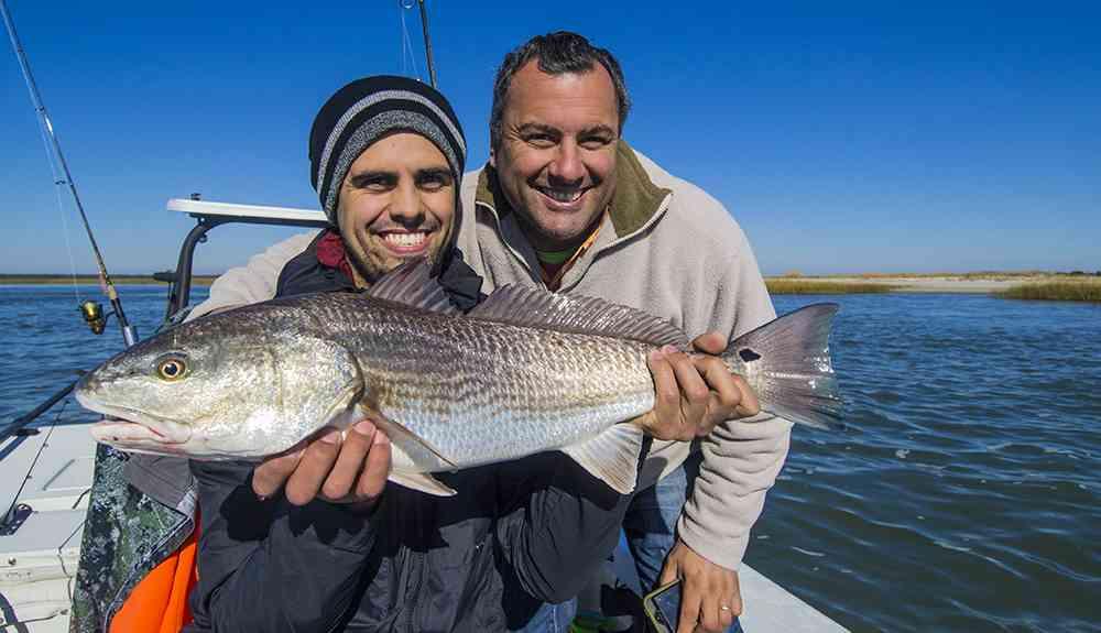 myrtle beach redfish1