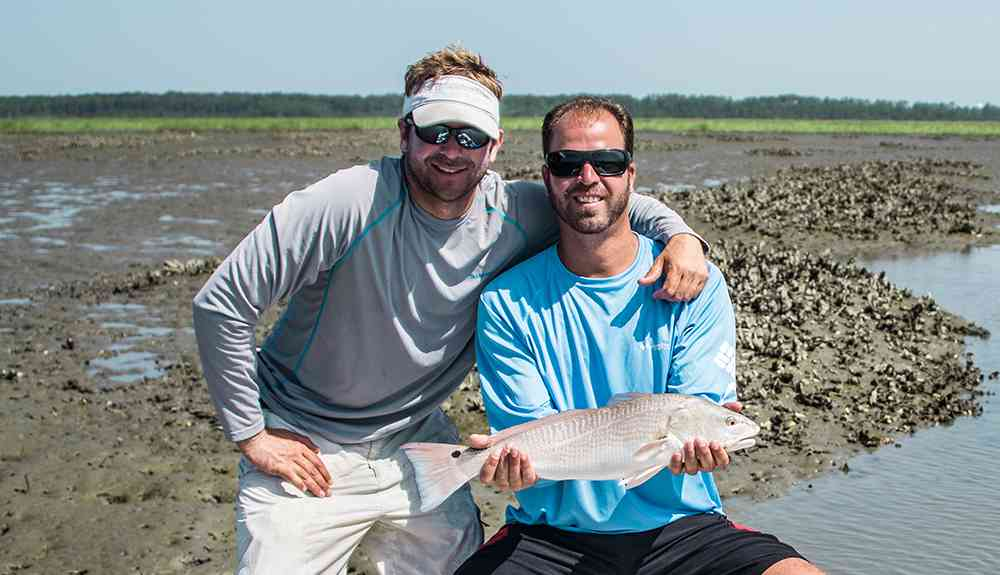 Jose-Redfish-Winyah-Bay