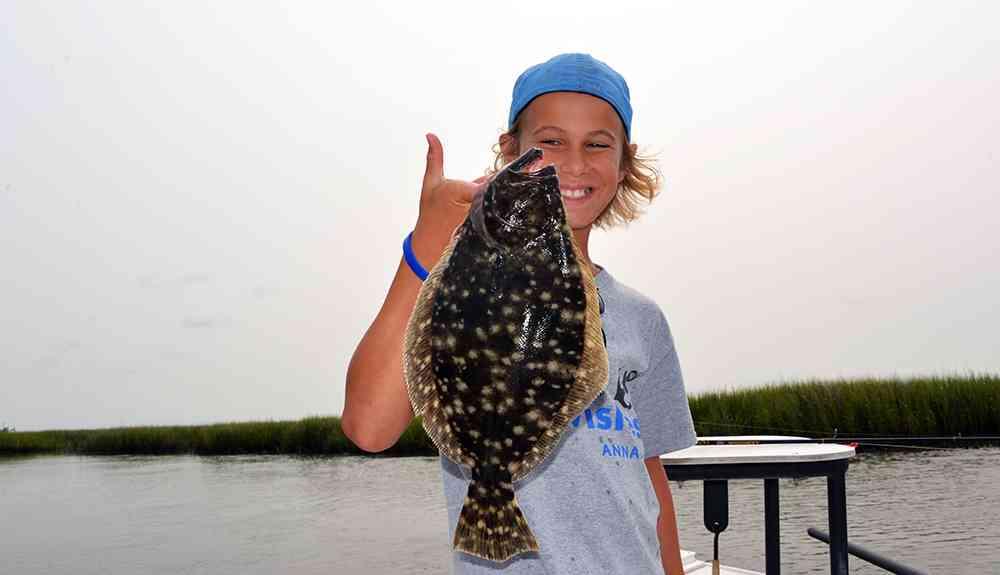 Winyah-Flounder