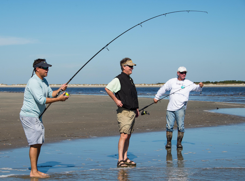 Oct surf fishing carolina guide service fishing charters for Carolina beach fishing