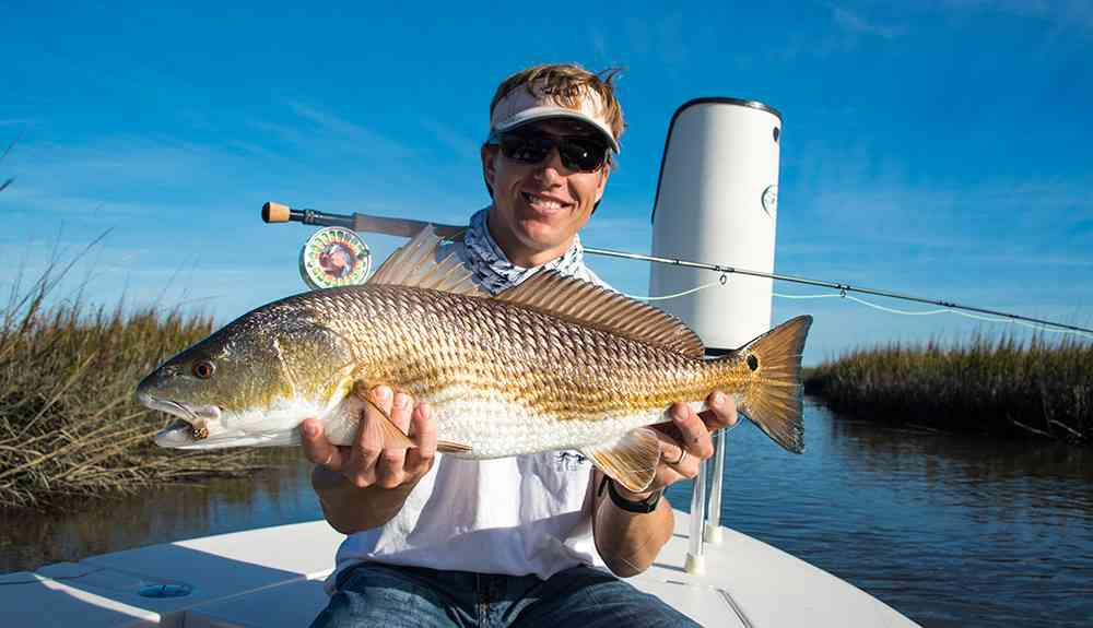 November fishing report carolina guide service fishing for Fishing charters myrtle beach