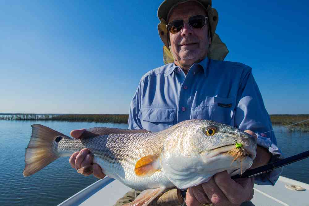 Myrtle Beach Fly Fishing Guide