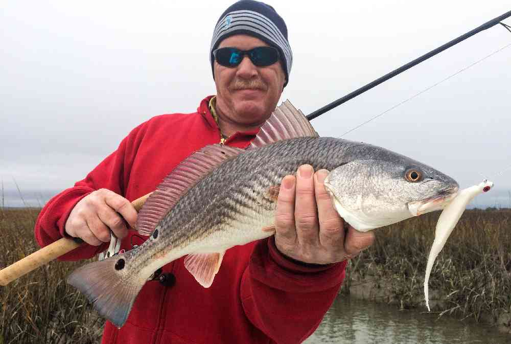 myrtle beach fishing redfish