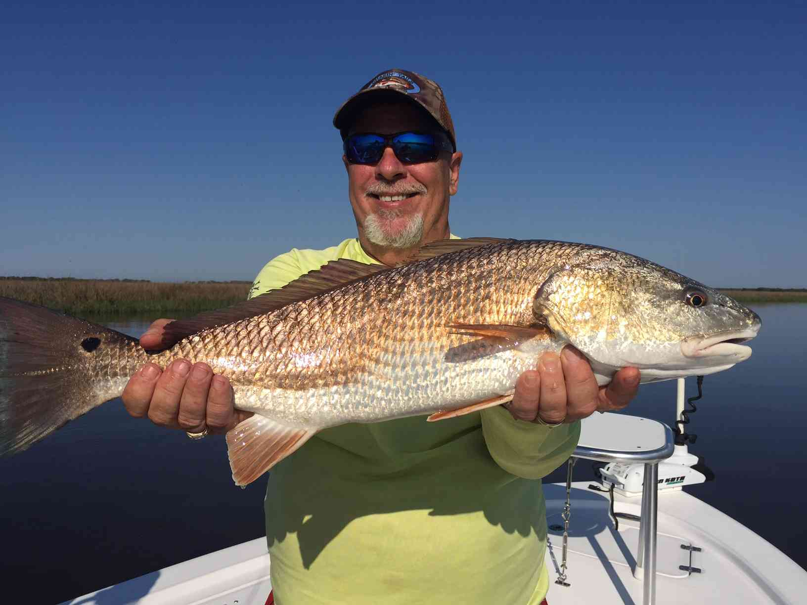redfish charters south carolina