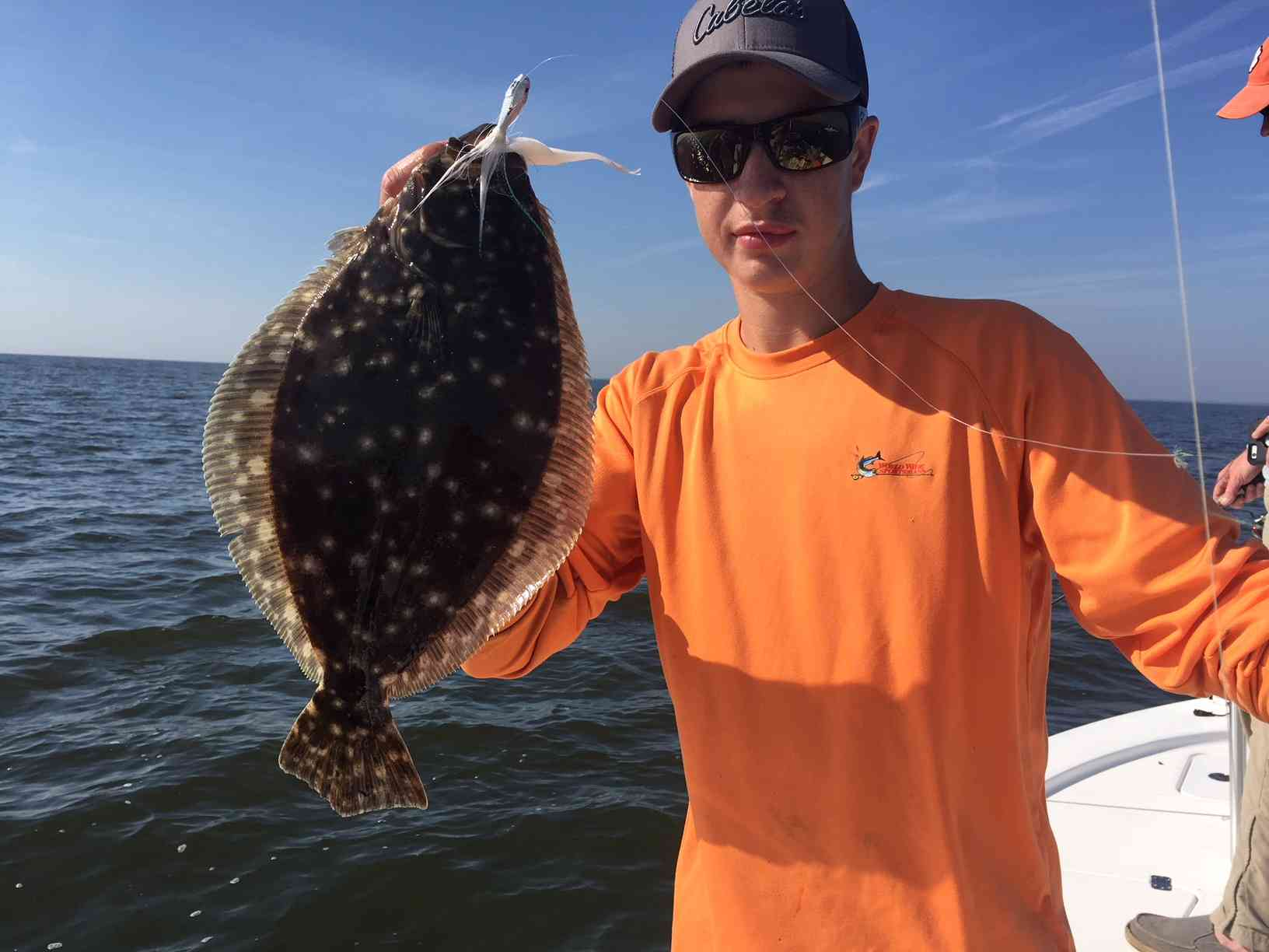 Flounder Fishing Charters Myrtle Beach
