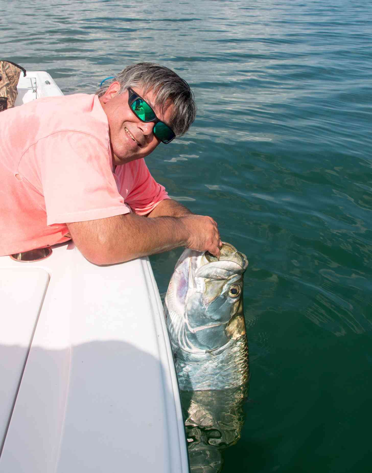 tarpon fishing charters in georgetown sc