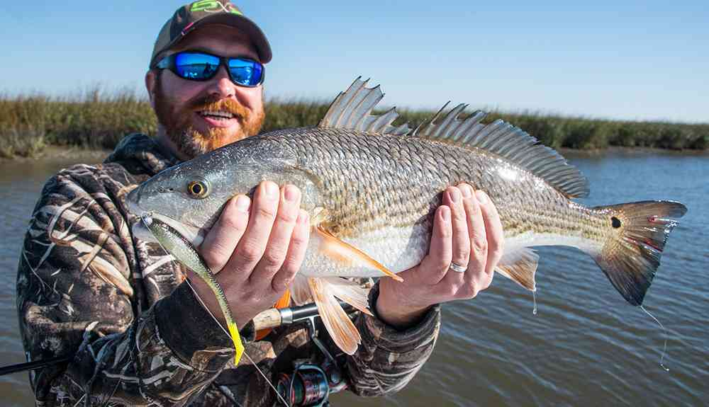 redfish charters myrtle beach