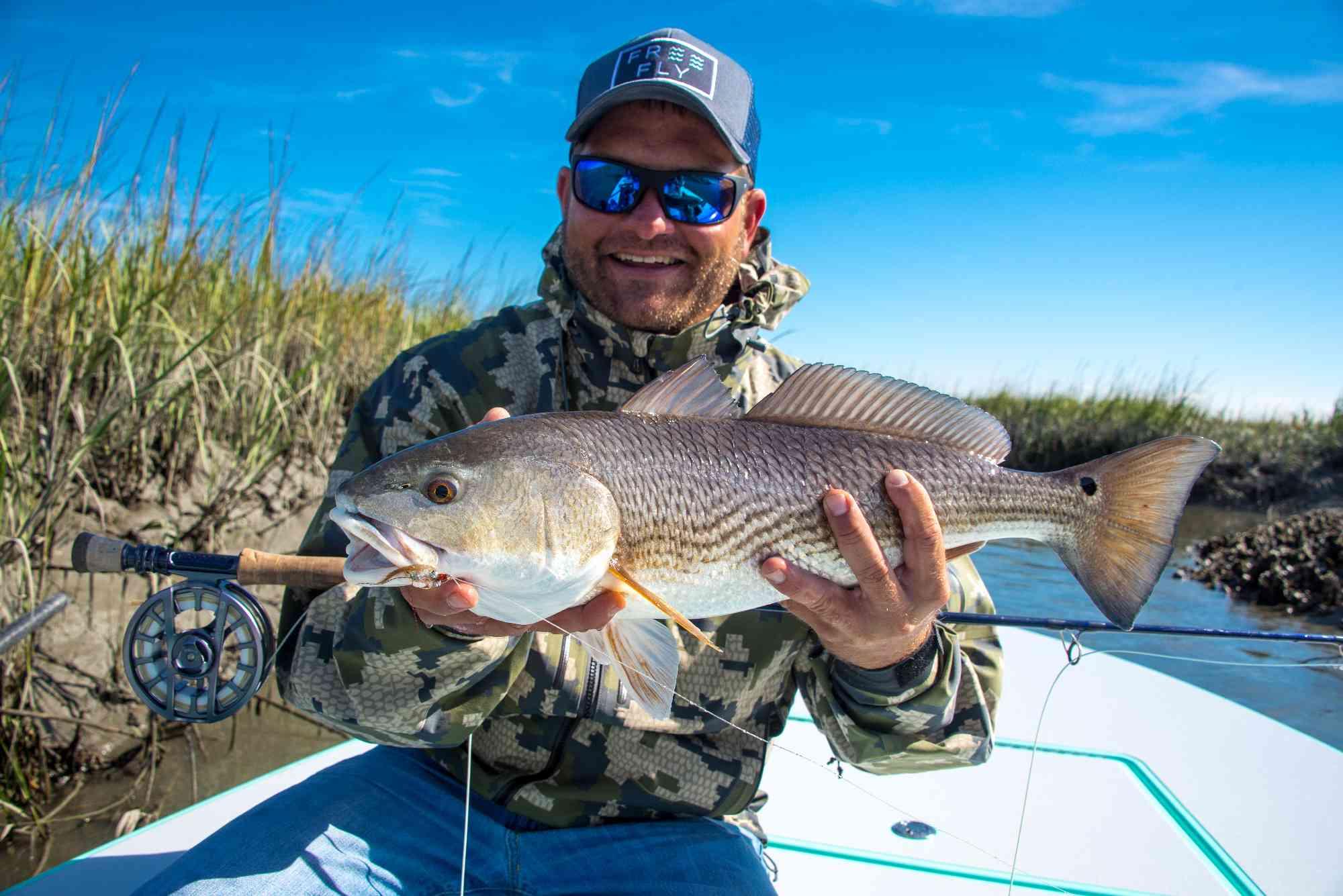 fly fishing south carolina