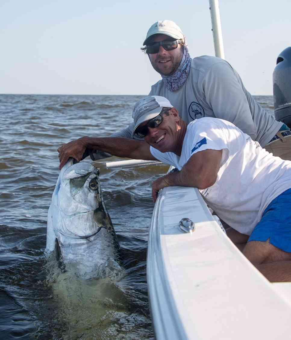 tarpon fishing charters south carolina