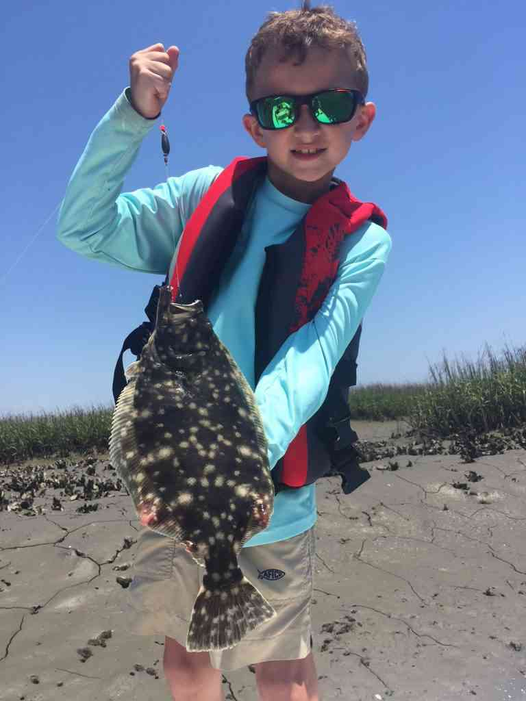 Flounder Fishing Charters in Myrtle Beach