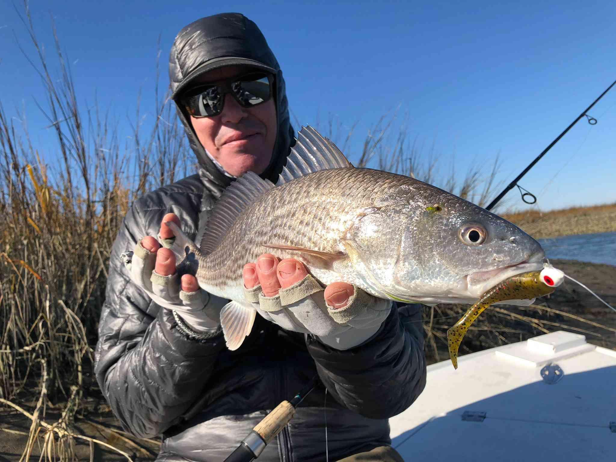 Redfish Charters Georgetown SC