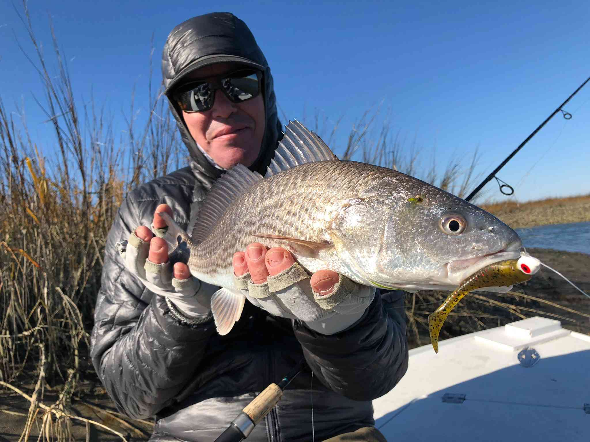 Redfish Charters Georgetown SC