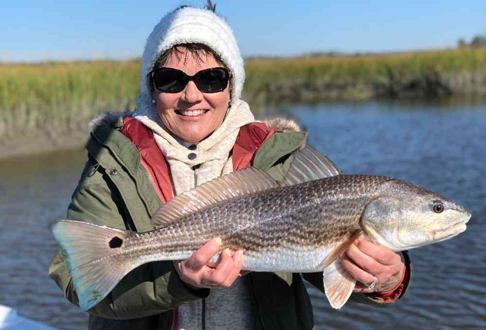 Winter Fishing Charters Myrtle Beach