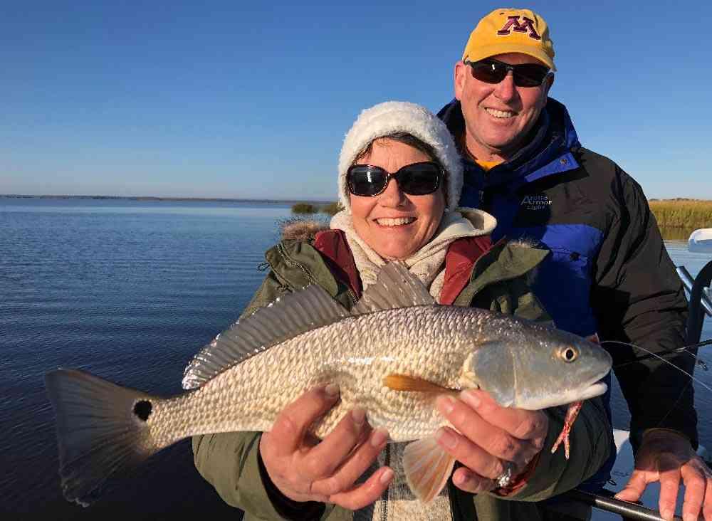 Myrtle Beach Winter Fishing