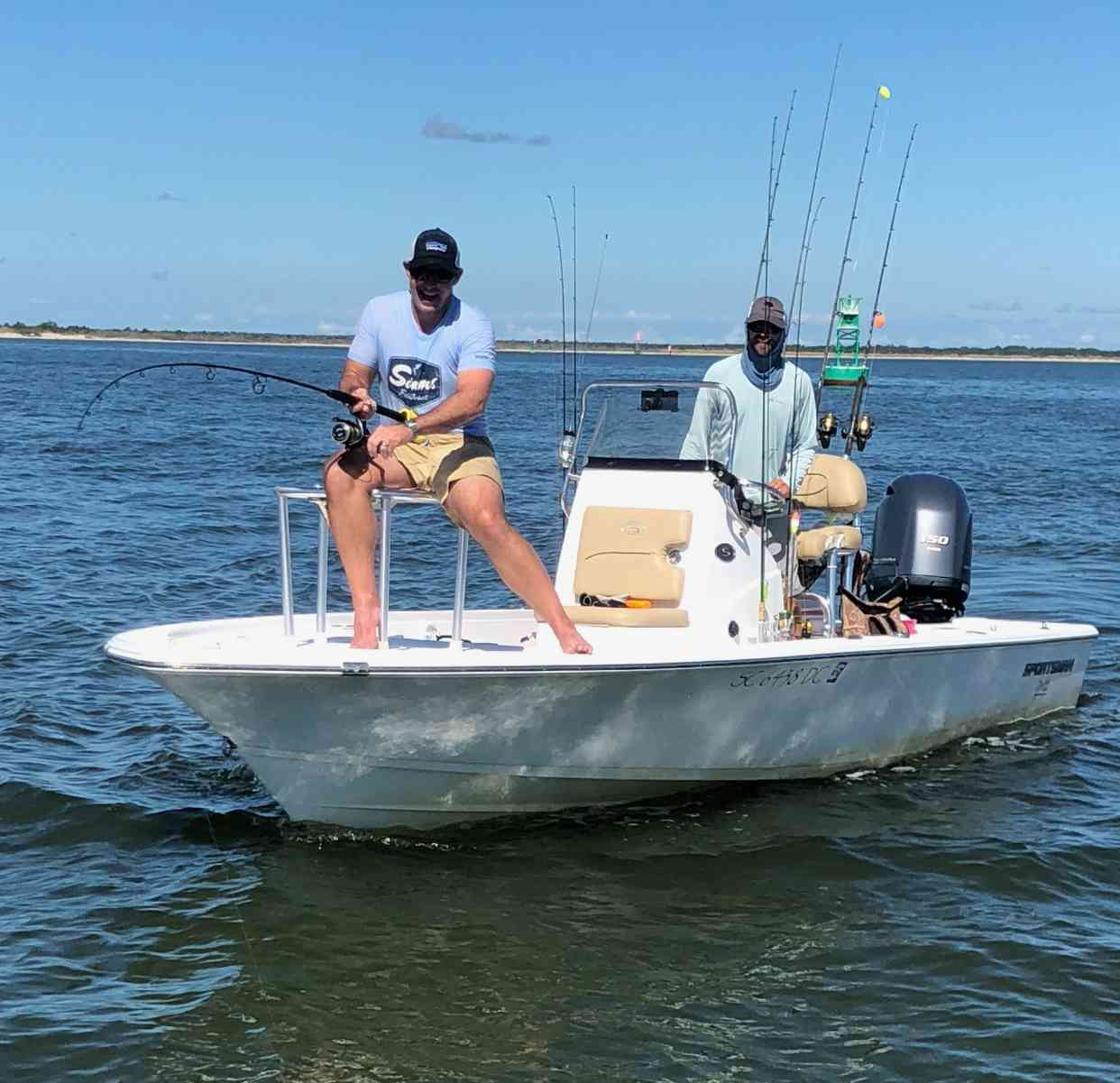 a picture of 2018 - Year of Fishing in Review with Carolina Guide Service