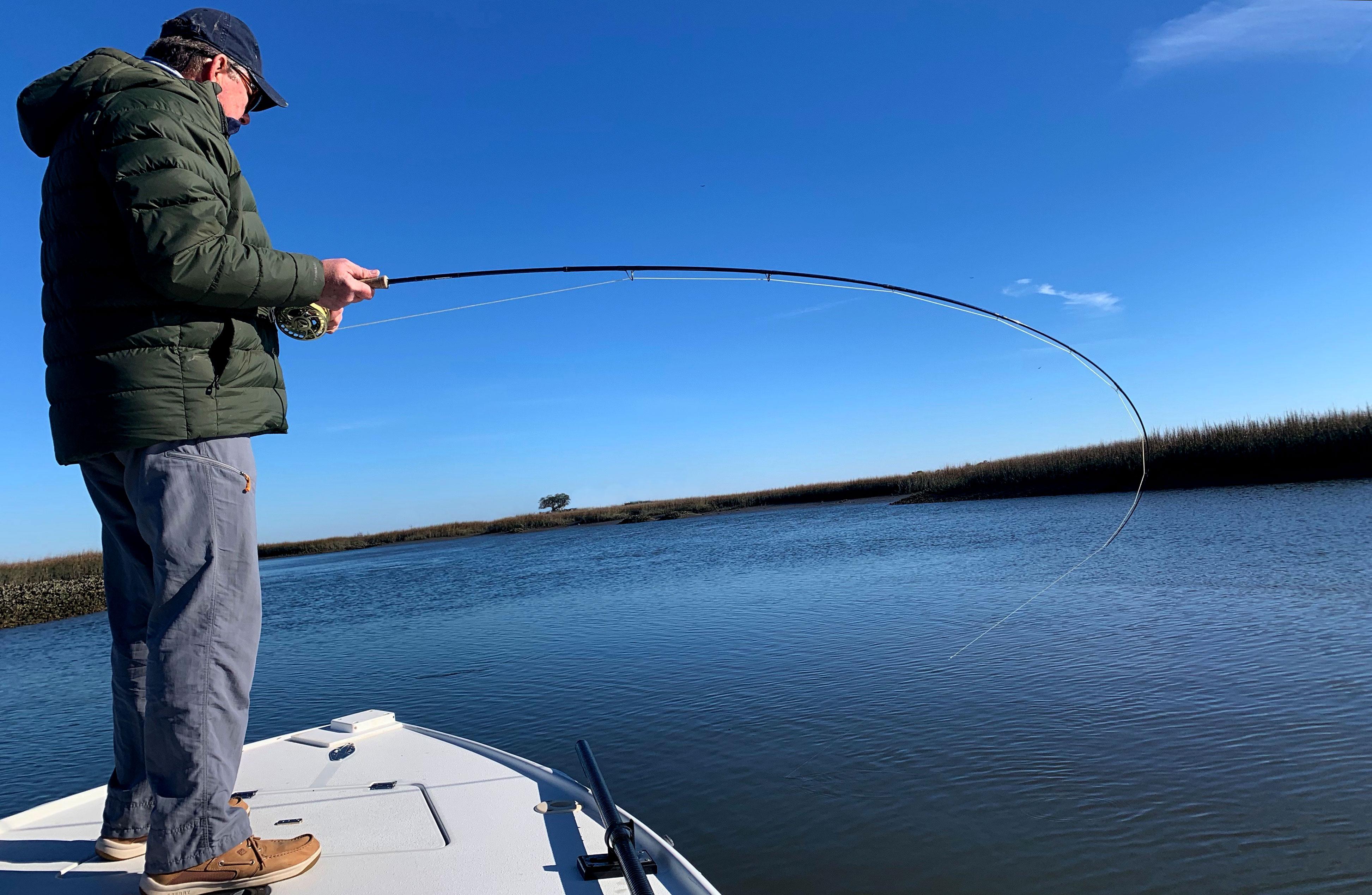 flyfishing Charters Captain Jordan Pate