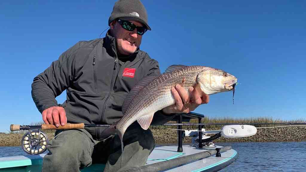 a picture of Fly Fishing Charters with Carolina Guide Service
